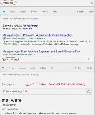 google-define-operator