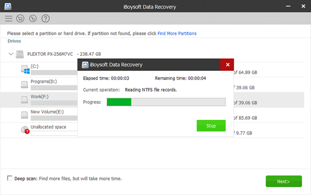 iboysoft-data-recovery-scan