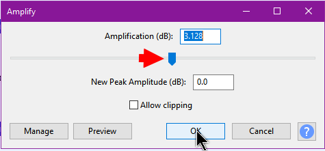 audacity-amplify-options