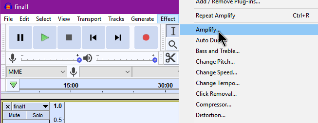 How To Fix Distorted Audio In Audacity