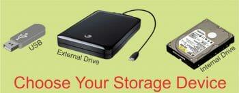 choose-storage-device