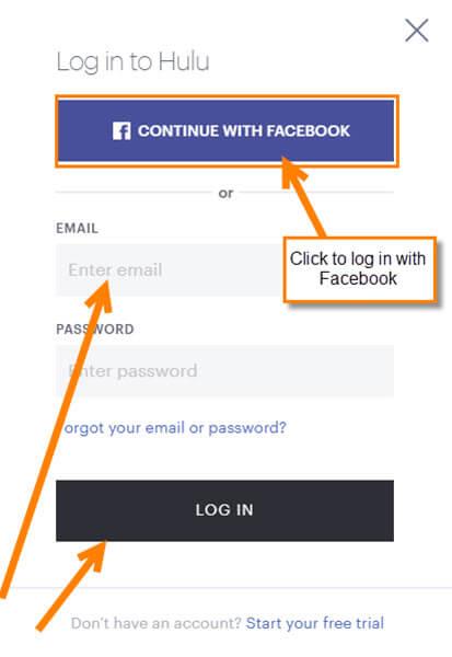 hulu-password-log-in-window