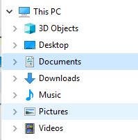 idrive-your-user-folders