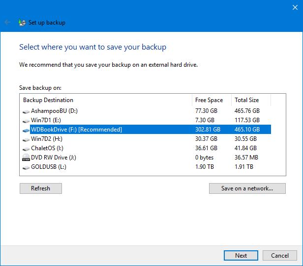 select-a-backup-drive