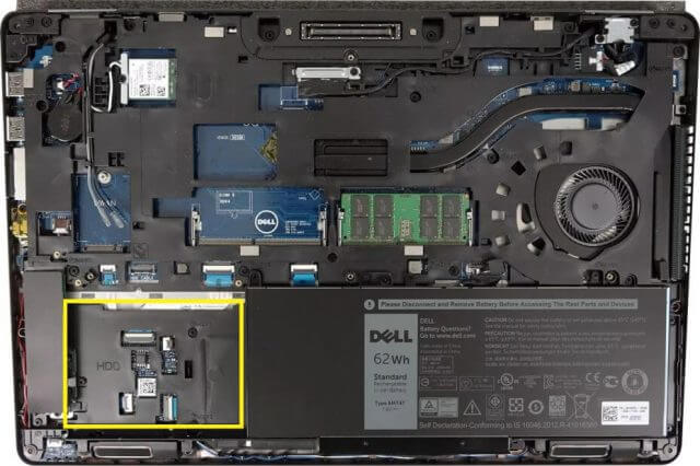 typical-dell-hdd-location
