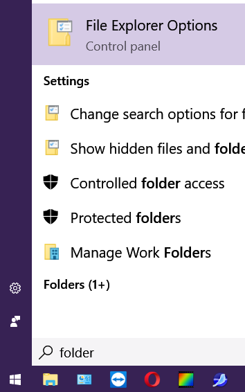 windows-10-search-file-explorer-options