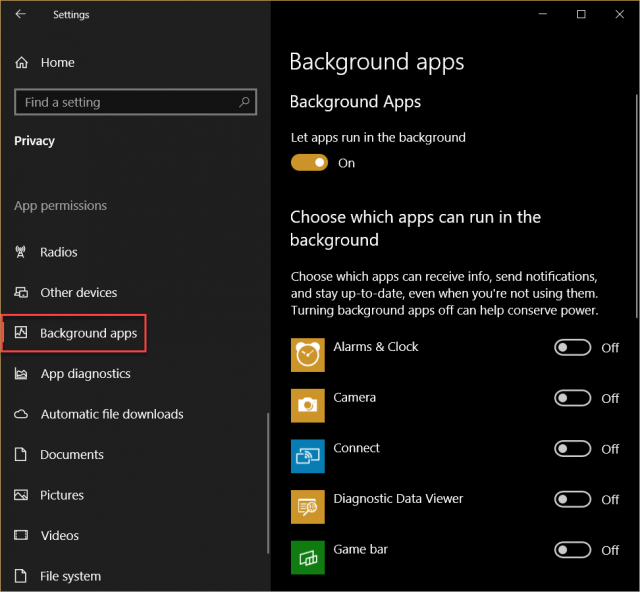 background-apps-settings