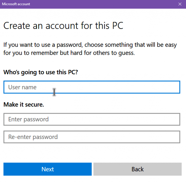 windows-10-create-account-for-pc-user-password