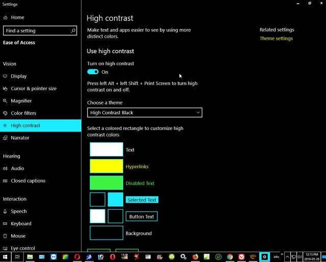 windows-10-high-contrast-black-theme