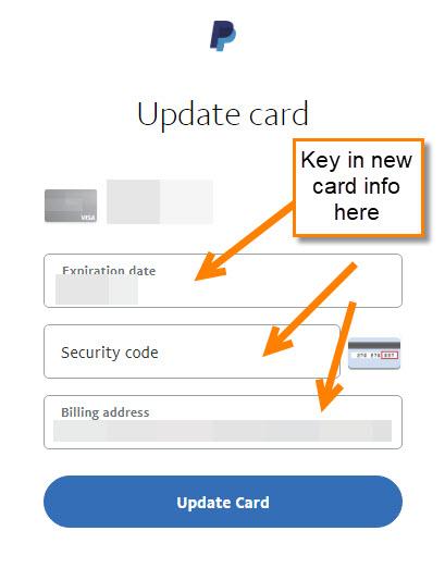update-card-screen