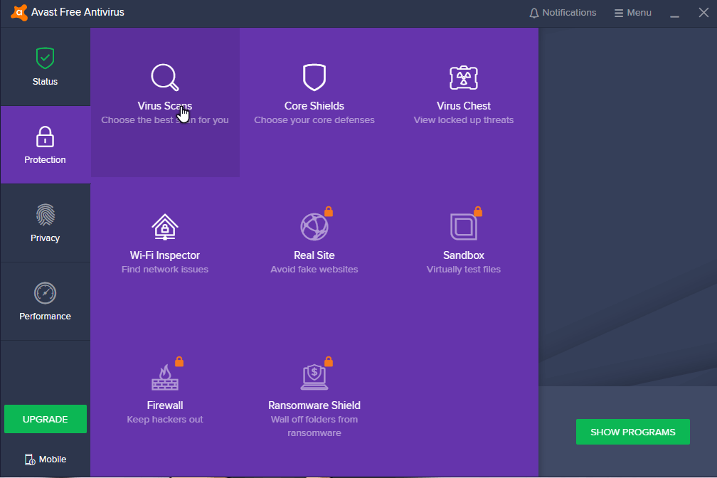 avast rescue disk free download