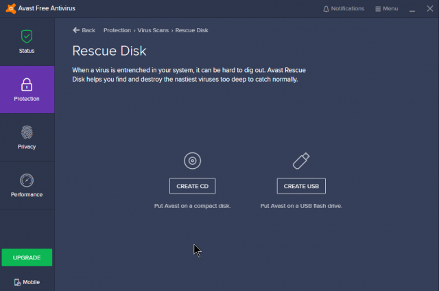 avast-pick-create-cd-or-create-usb