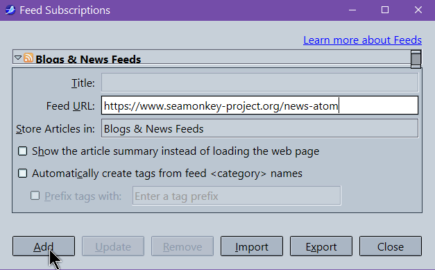 seamonkey-add-feed-subscriptions