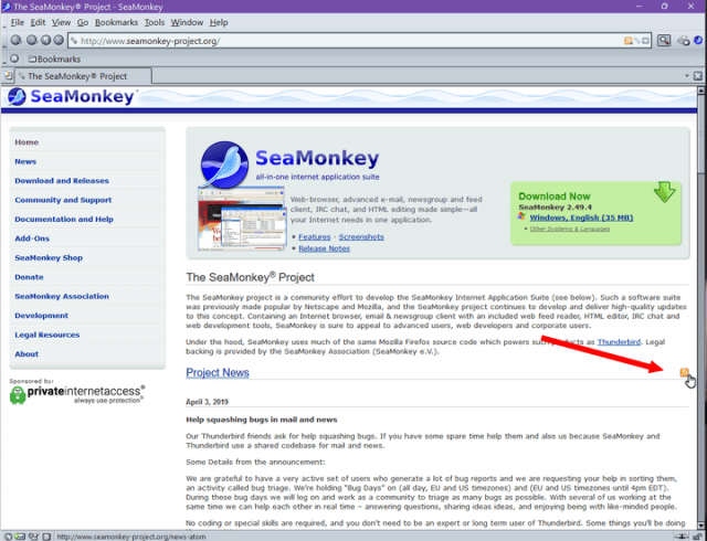 seamonkey-browser-look-for-rss-link-logo