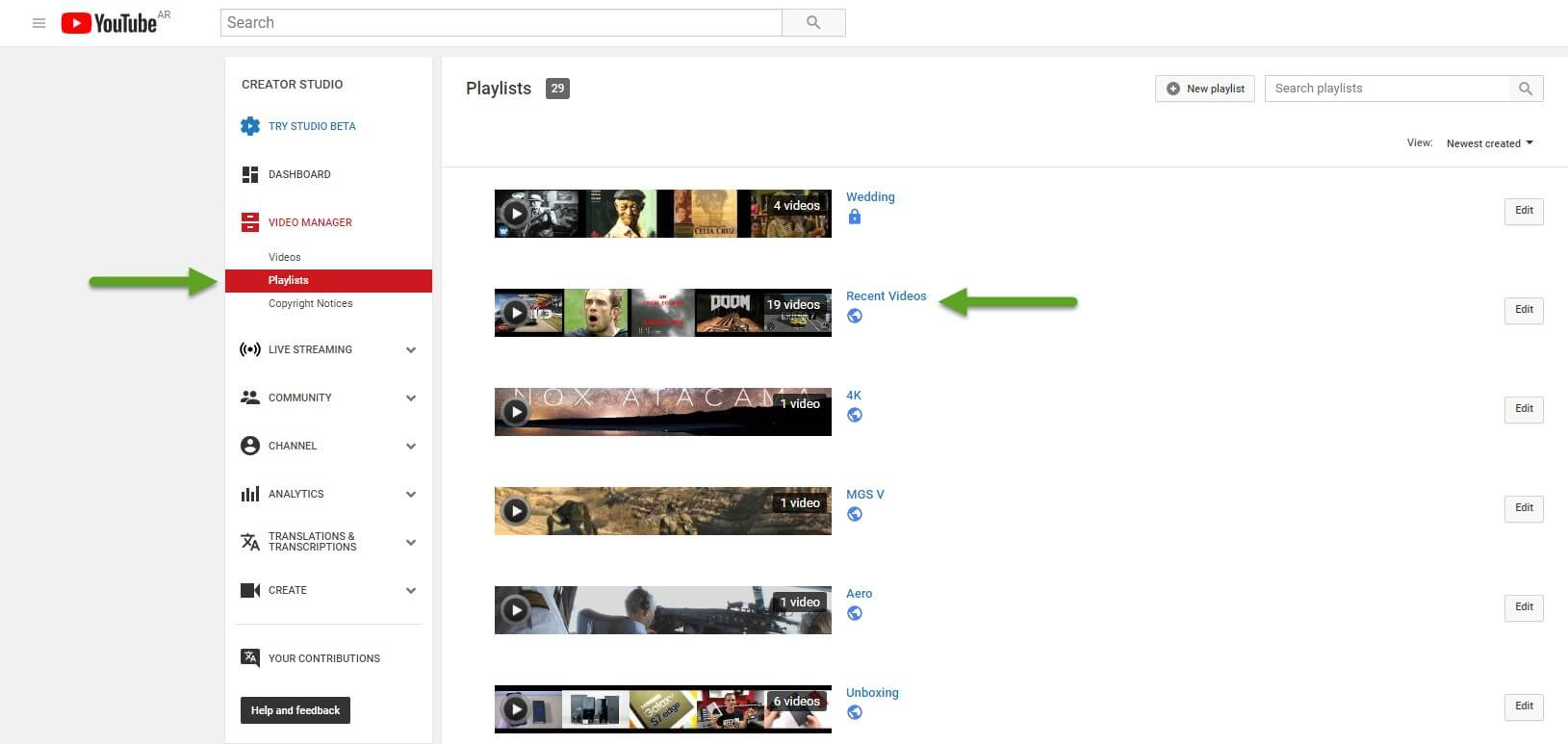 How To Re-Order Videos In YouTube Playlists | Daves Computer