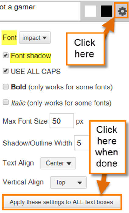font-and-color
