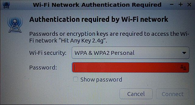 lubuntu-wifi-password-request