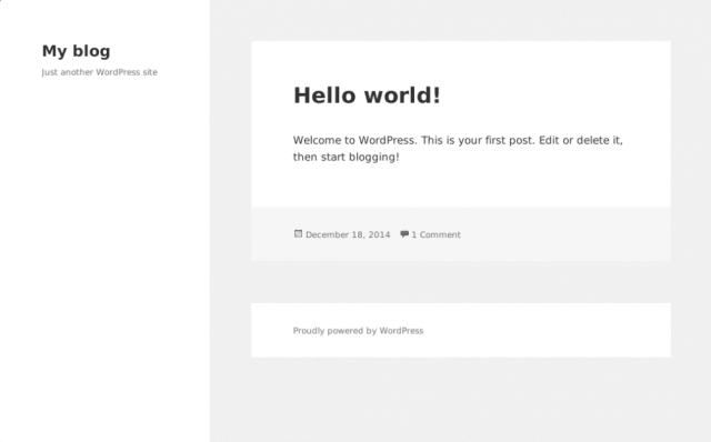 wp-hello-world