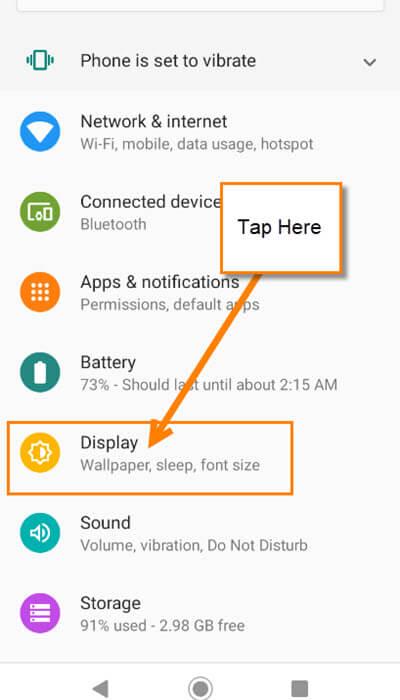 display-settings-option