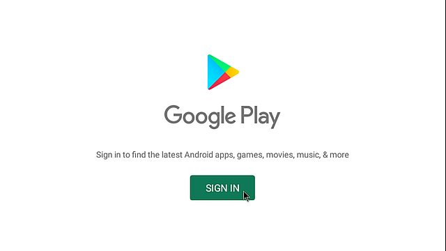 google-play-store-sign-in-option