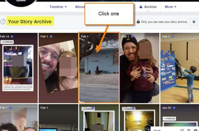 your-story-archive-screen