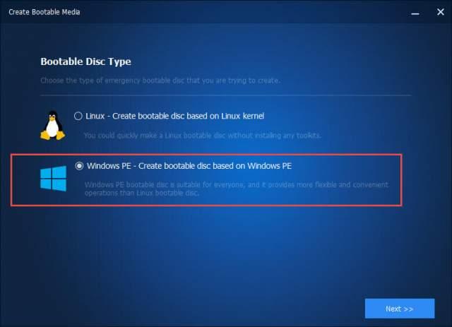 aomei-backupper-select-windows-pe