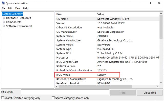 system-information-check-BIOS-mode