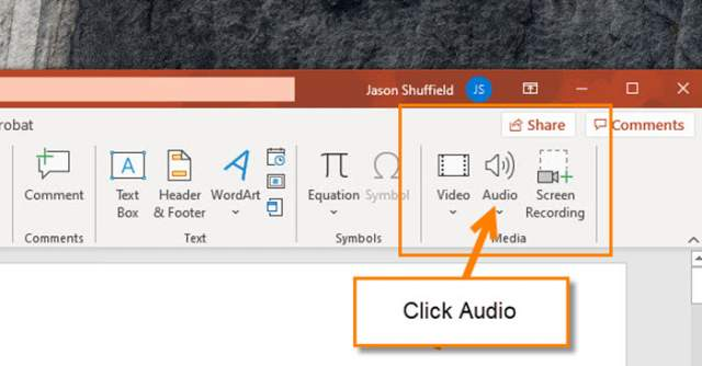 add-audio-option