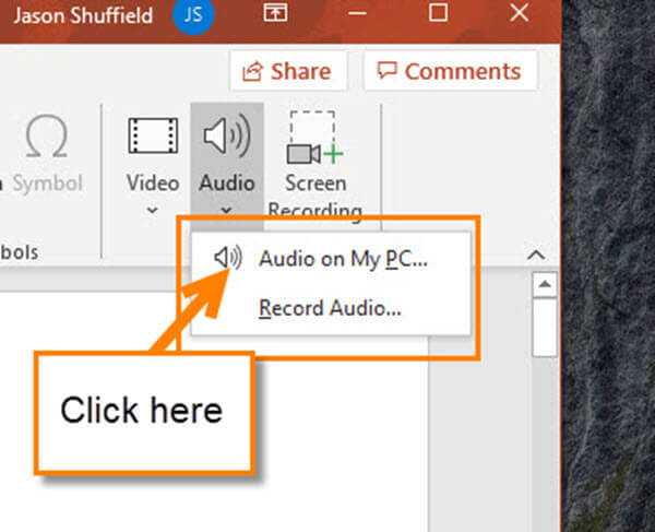 audio-on-my-pc-option
