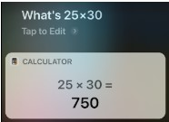 siri-calculates