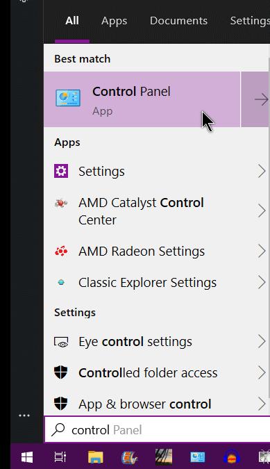start-menu-control-panel