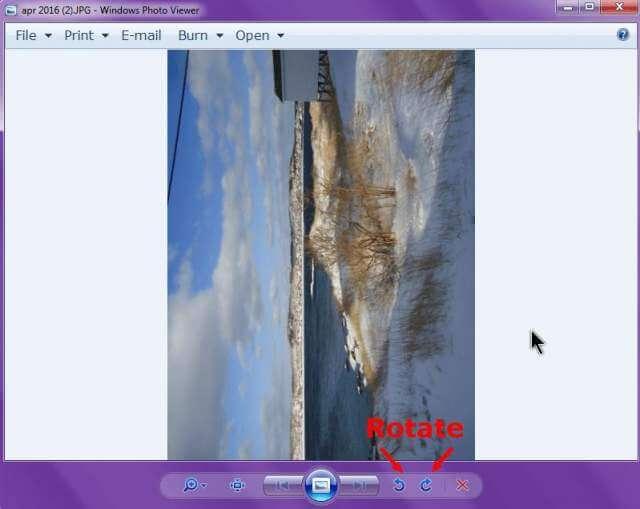 Windows-7-photo-viewer-rotate-option
