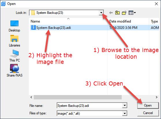 aomei-backupper-select-image-to-restore