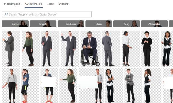 cutout-people