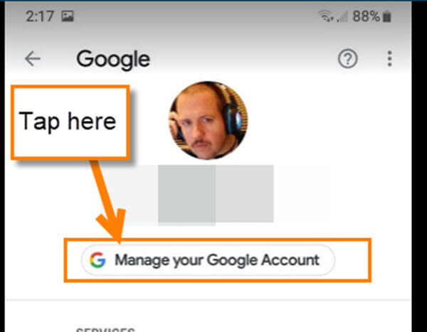 manage-google-account