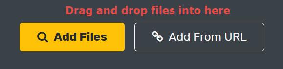 Converter365 Add Files
