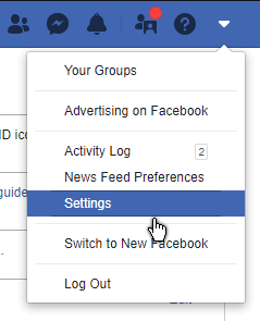 facebook-settings-menu
