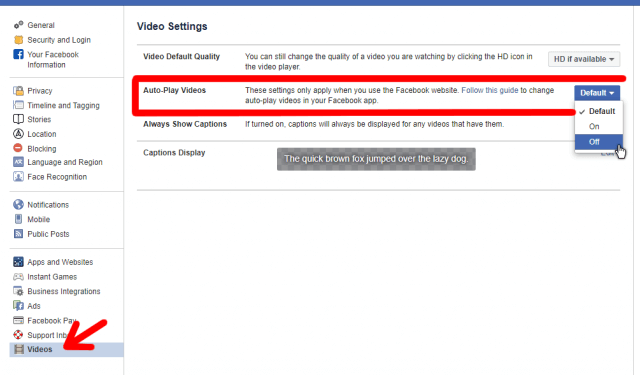 facebook-video-auto-play-settings