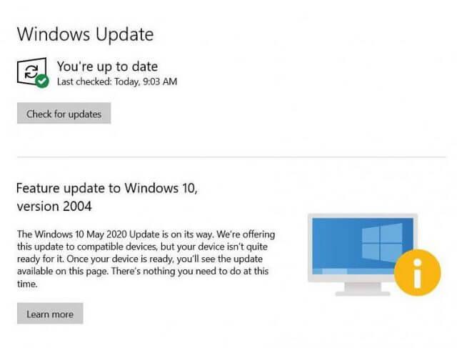 computer-not-ready-update-message