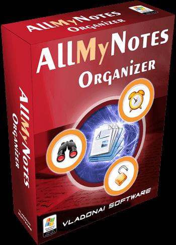 AllMyNotes Boxshot