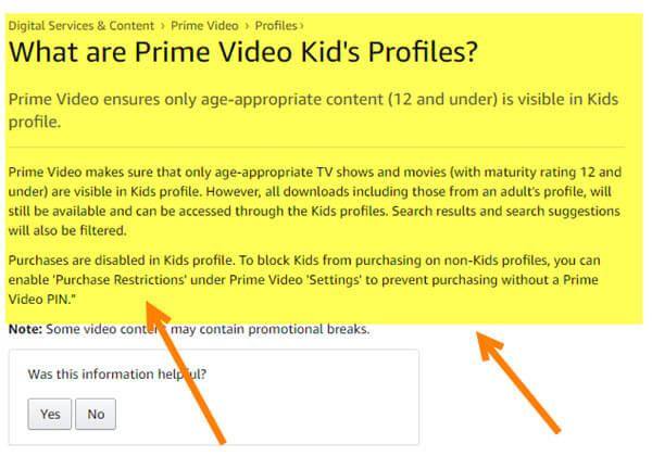 kids-profile-information-window