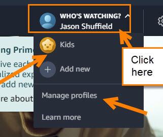 profile-menu