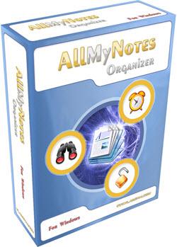 allmynotes_boxshot