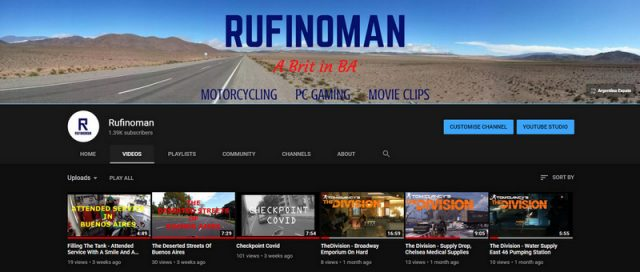 rufinoman-youtube-channel