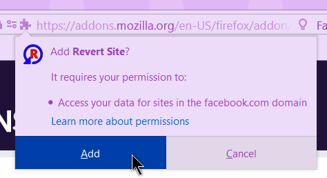 click-on-add-in-message-box