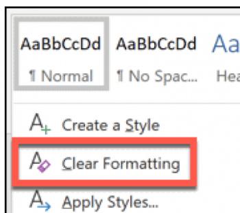clear-formatting-option