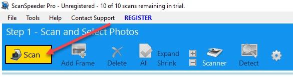 click-scan