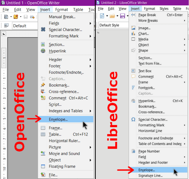 openoffice-libreoffice-menu-envelope-option