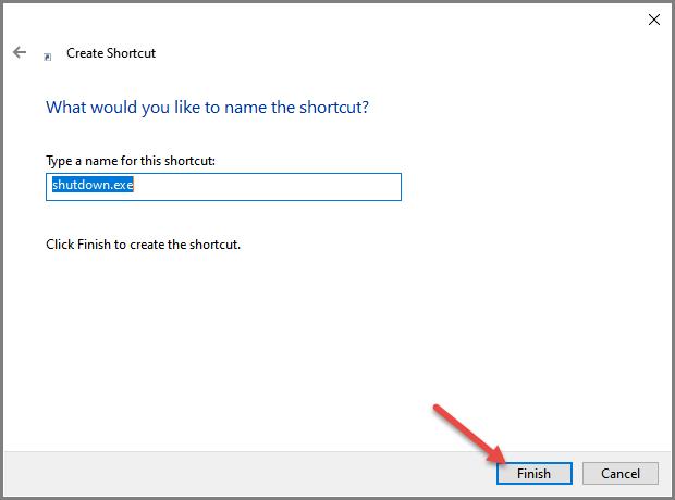 Advanced Startup Create-Shortcut2