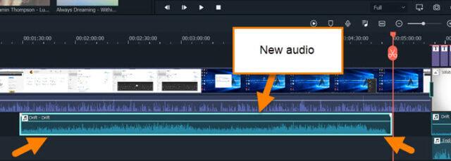 added-audio